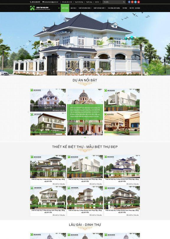 Kiến tạo nhà mới