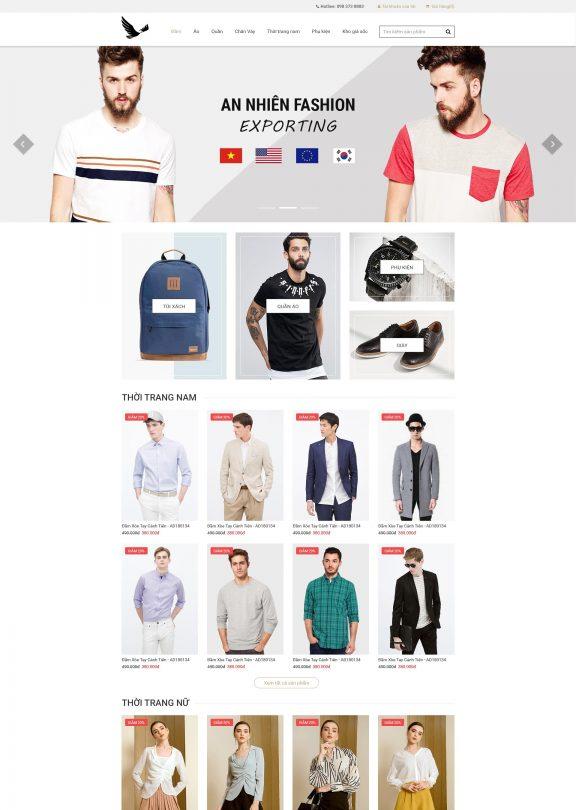 An Nhiên Fashion