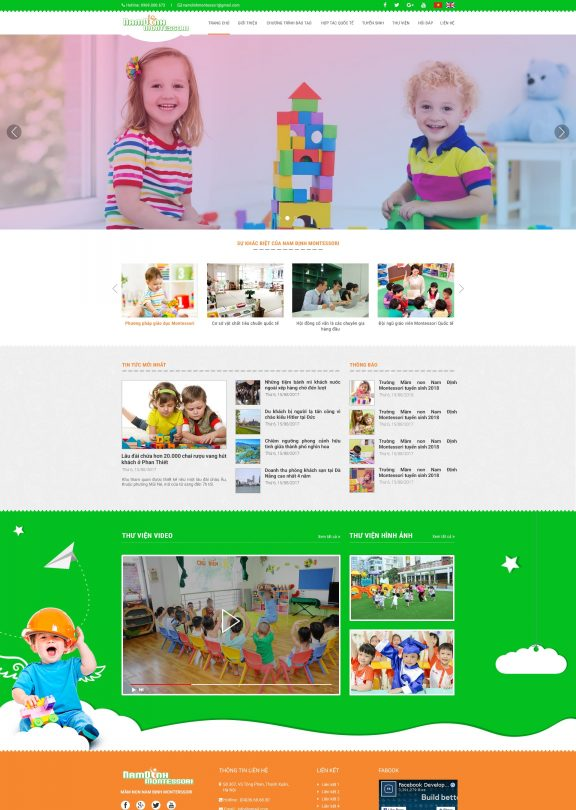 Nam Định Montessori